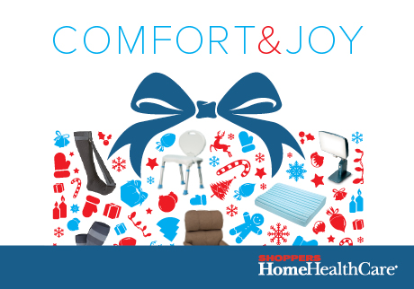 Give the gift of comfort this season.