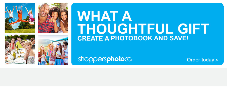 Create a Photobook Today!